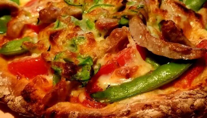 石窯 ピザ