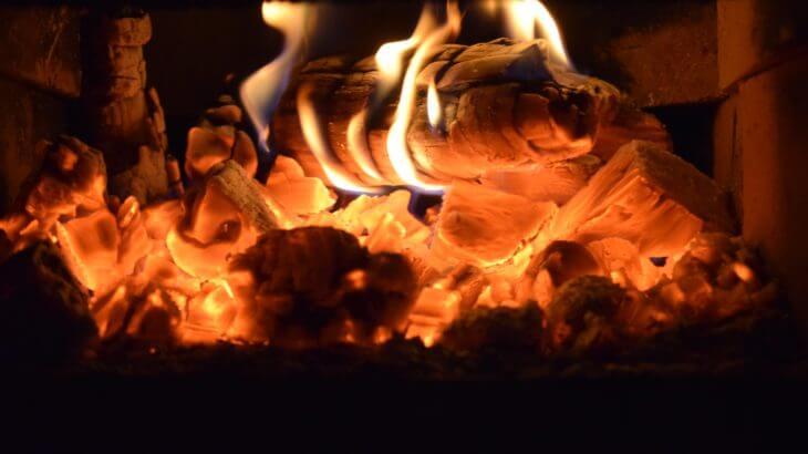 1万円以内、1日で!石窯の作り方~⑦いよいよ、さっそく火入れだ!~