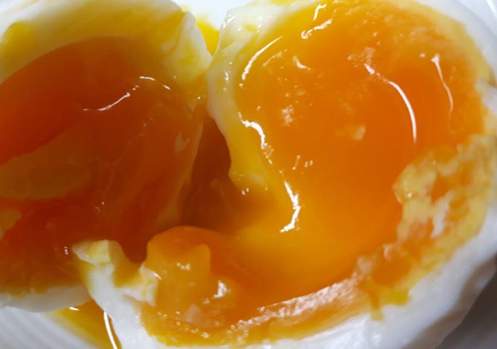 卵 玉子 半熟玉子