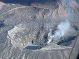 火山を観察しよう②阿蘇山中岳