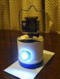 水中撮影の装置①~安価な小型カメラを活用する